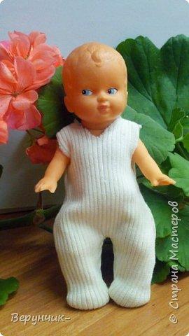 Очередная куколка немочка и пупс захотели принарядиться. фото 8
