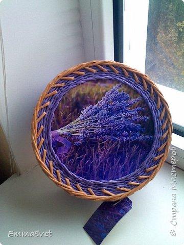 Шкатулочка Лаванда фото 1