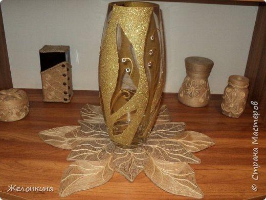 Вот сделала первую вазу и не знаю как убрать клей внутри вазы. Прошу вас мастерицы подскажите пожалуйста.Буду очень благодарна. фото 5