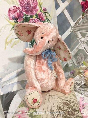 Симпатяга-слоник Карамелька фото 2