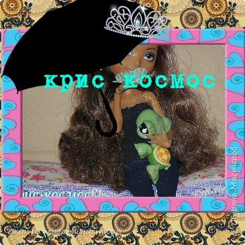 Здравствуй СМ. У кукол появилась вышивка, давайте посмотрим как она выглядит. фото 8