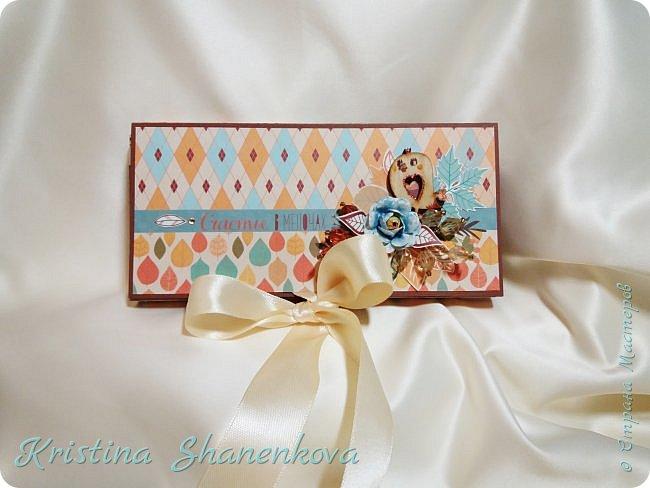 Первая Шоколадница в подарок для моей Крёстной! фото 1