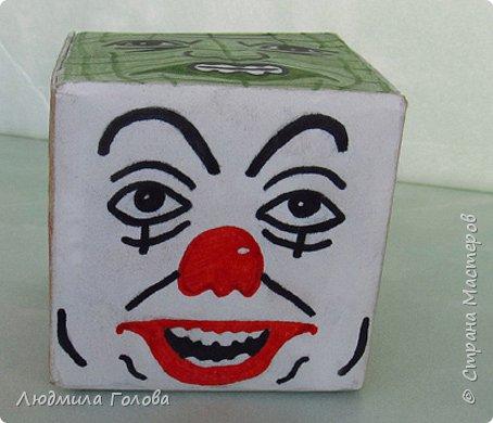 Кубик с персонажами из фильмов-ужасов. фото 2