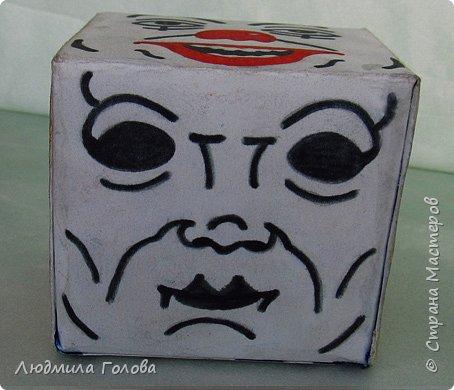 Кубик с персонажами из фильмов-ужасов. фото 7