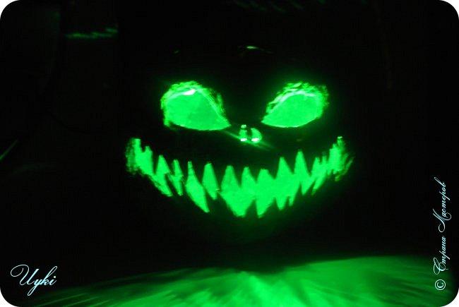 Закали мне в офис украшение на хеллоувин, я решила сделать сделать светильник Джека, фото 1