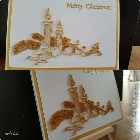 Рождественские открытки фото 2