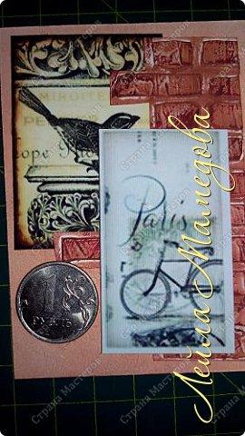 Мои карточки для обмена по совместнику http://stranamasterov.ru/node/1055187?c=favorite . Я хотела представить в карточках сущность мужской натуры (как её вижу я) . Мужчина должен стоять стеной за своих родных, должен заботиться о материальном благополучии семьи и иметь свои маааааленькие слабости.  Желаю всем приятного просмотра . фото 11