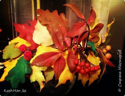 Венок Осеннее попурри фото 1