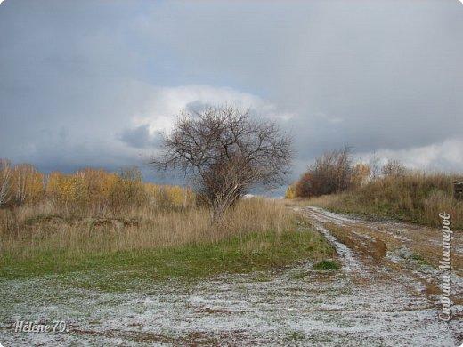 Уж небо осенью дышало, Уж реже солнышко блистало, Короче становился день, Лесов таинственная сень С печальным шумом обнажалась. Ложился на поля туман, Гусей крикливых караван Тянулся к югу: приближалась Довольно скучная пора; Стоял ноябрь уж у двора.  (А.С.Пушкин) фото 23