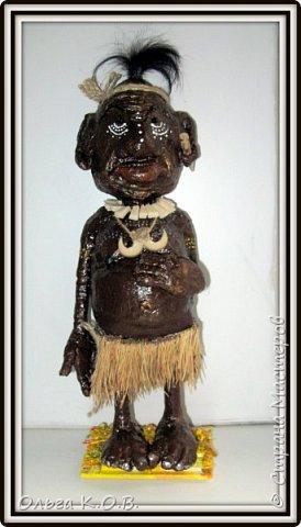 Папуа из Новой Гвинеи :))