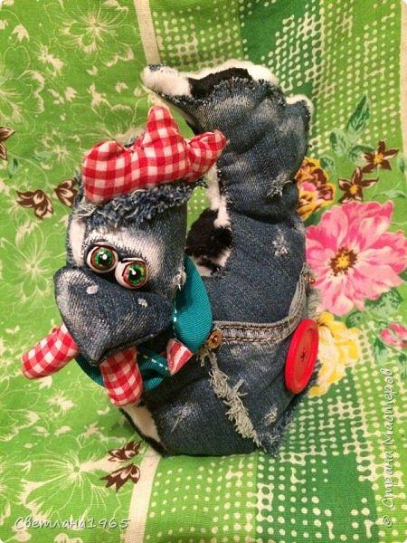 Приветствую всех!Понравился петушок у замечательной мастерицы  lubasik !нарисовала  тельце своё простенько  ,и сшила! фото 3