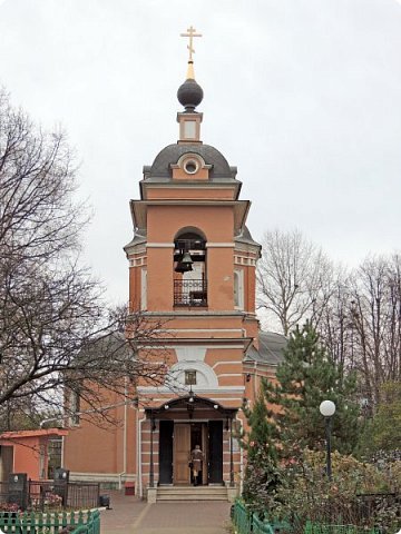 Церковь Рождества Христова в Черневе фото 2