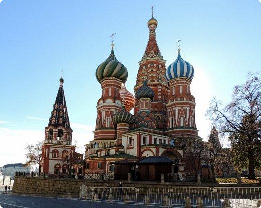 Москва. Собор Покрова Пресвятой Богородицы на Рву. фото 3