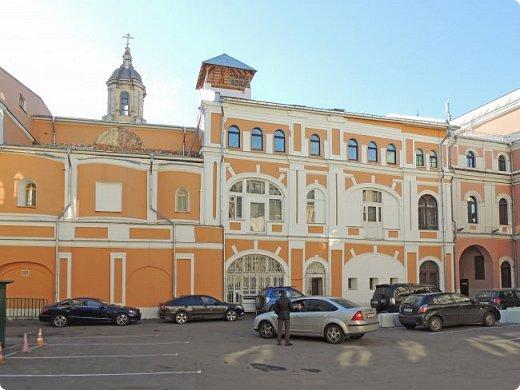 Илии Пророка в Теплых рядах на Ильинке 10 октября 2016 фото 2
