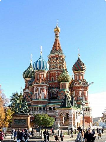 Москва. Собор Покрова Пресвятой Богородицы на Рву. фото 4