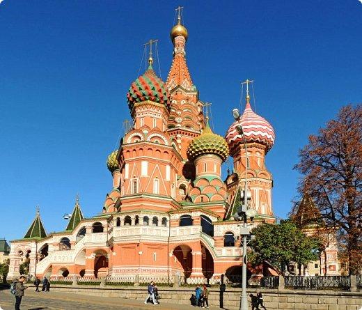 Москва. Собор Покрова Пресвятой Богородицы на Рву. фото 7