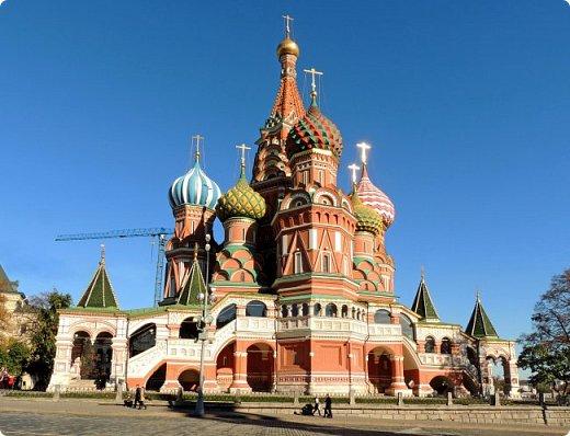 Москва. Собор Покрова Пресвятой Богородицы на Рву. фото 8