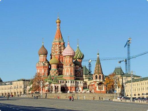 Москва. Собор Покрова Пресвятой Богородицы на Рву. фото 9