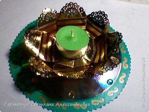 Подставка для свечи фото 3