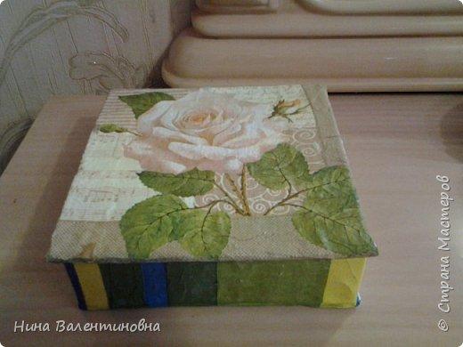 Шкатулки подарочные под  Огалалу.Картонаж. фото 1