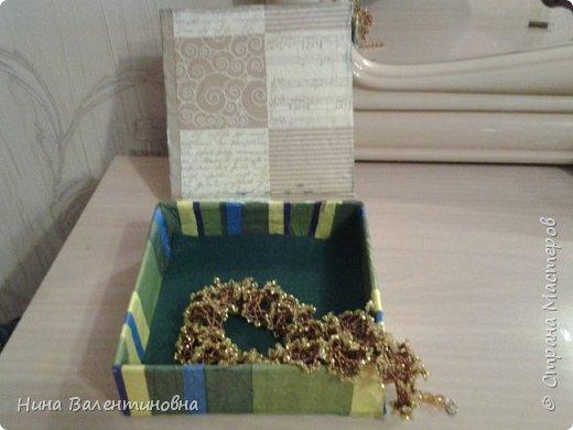 Шкатулки подарочные под  Огалалу.Картонаж. фото 2