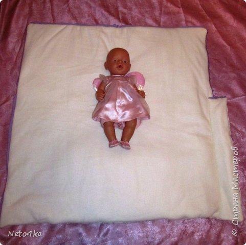 Одеяло-трансформер для новорожденного(-ой). фото 3