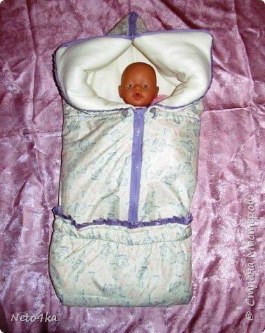 Одеяло-трансформер для новорожденного(-ой). фото 5