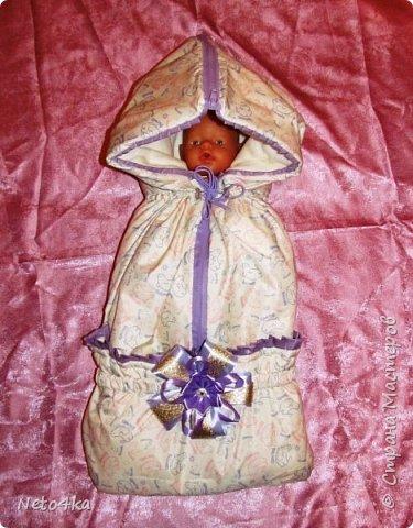 Одеяло-трансформер для новорожденного(-ой). фото 1