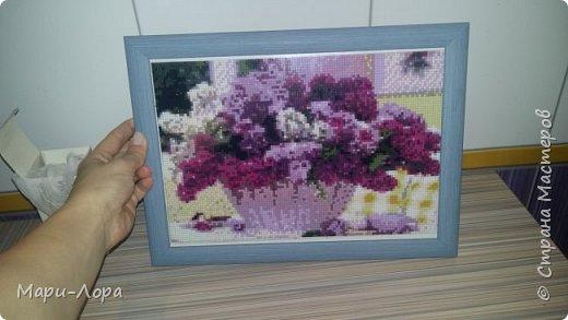 Изготовлена из 10500 акриловых стразиков)) фото 2