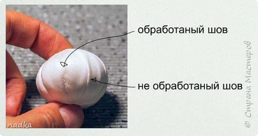 Декоративные тыковки Часть I. Зефирный фоамиран фото 8