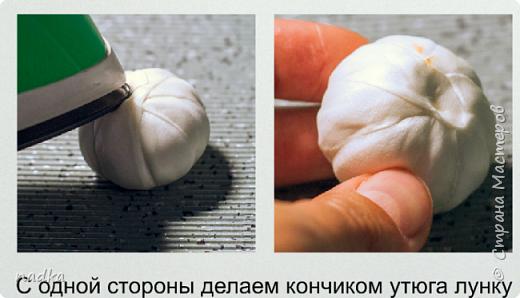 Декоративные тыковки Часть I. Зефирный фоамиран фото 9