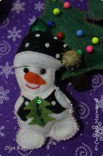 Пингвин и Снеговик  фото 2