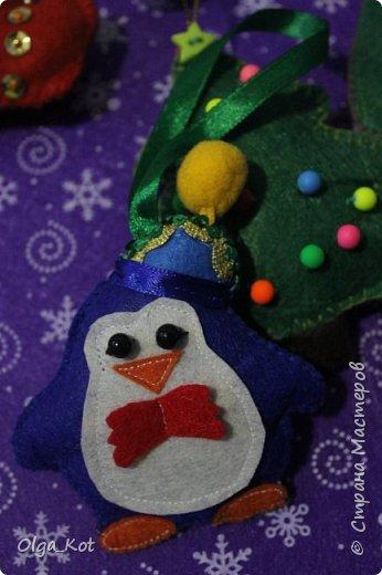 Пингвин и Снеговик  фото 1
