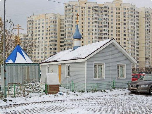 Москва. Церковь иконы Божией Матери Спорительница хлебов в Бирюлеве Восточном  фото 4