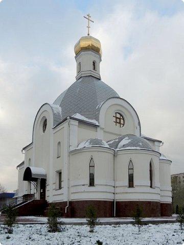 Москва. Церковь Входа Господня в Иерусалим в Бирюлево. фото 5
