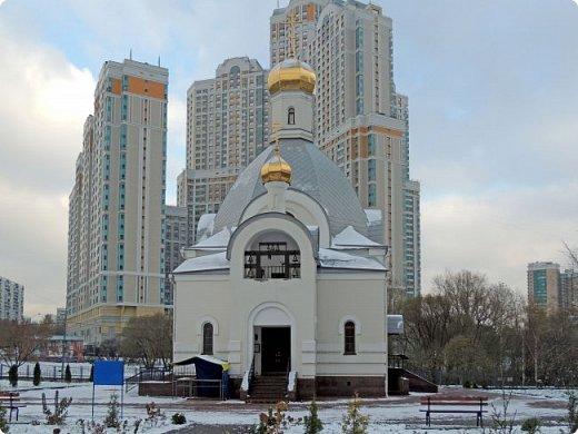 Москва. Церковь Входа Господня в Иерусалим в Бирюлево. фото 4
