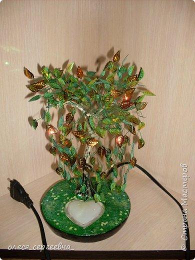 Мои бисерные деревья фото 7