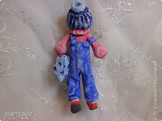 Вот такие ёлочные игрушки ( декупажу потихоньку!) я в этом году так же готовлю в подарки своим друзьям и друзьям дочери. фото 12