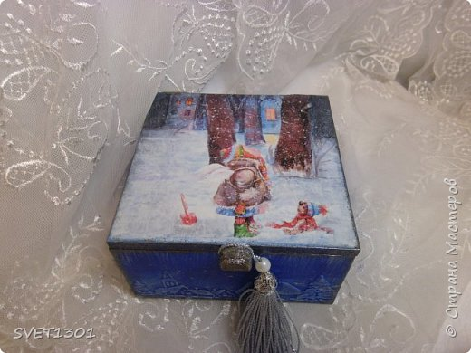 Вот такие ёлочные игрушки ( декупажу потихоньку!) я в этом году так же готовлю в подарки своим друзьям и друзьям дочери. фото 7