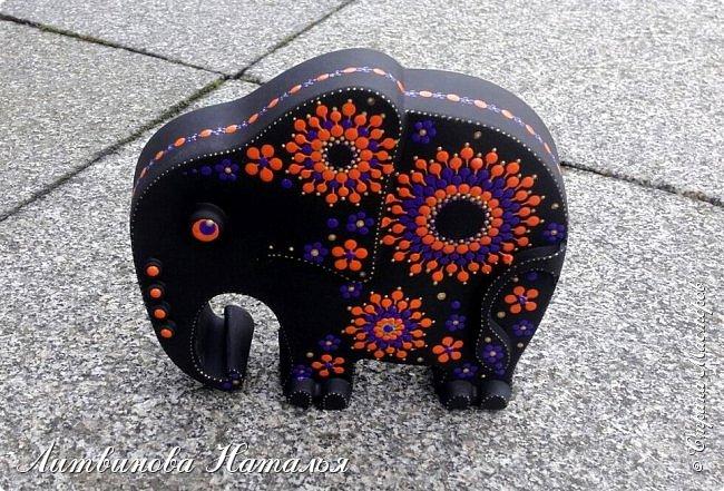 Мой плодотворный слонами октябрь закончился.....Хочу делать елки, новогодние сладкие букеты ....  Но слонов люблю...и заготовочки есть ))))  Так что слоны еще обязательно будут.... фото 3