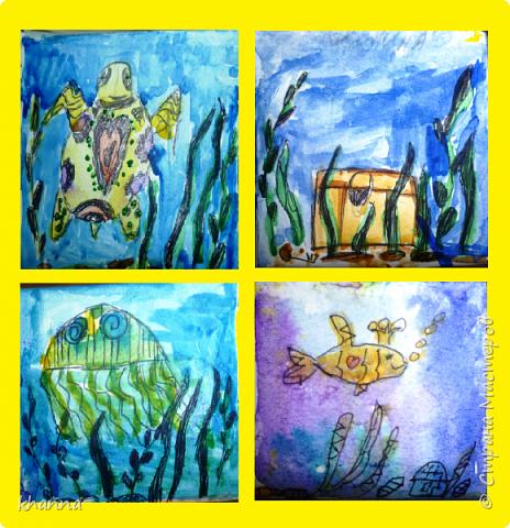 Обитатели глубин осенью фото 8