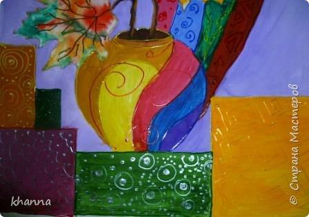 Рисунок Анжелы, ученицы 6 класса. фото 3