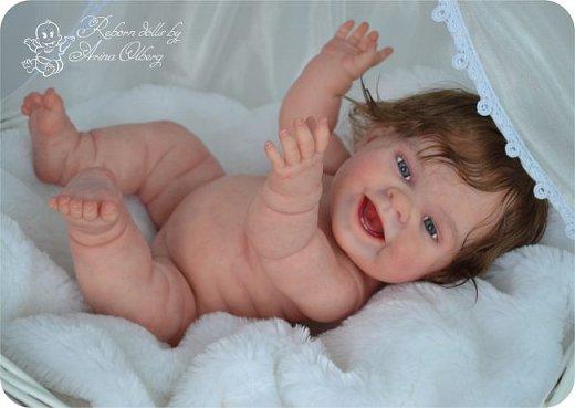 """Здравствуйте, девочки-мастерицы!Я к вам с новорожденными сестричками, вчера """"родились"""". Малышки по 35см, вес каждой по 1 кг. Очень позитивные, поднимающие настроение, пухленькие, тискательные, хоть и маленькие. Поглядите- Оленька и Алёнка. фото 23"""