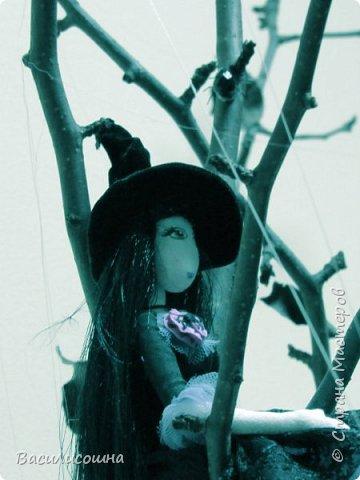 Хеллоуин на работе удался.Вильма отправилась туда пошалить)))) фото 6