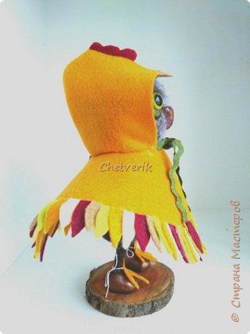 Вот такая совушка получилась.в карнавальном костюме фото 4