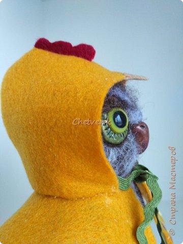 Вот такая совушка получилась.в карнавальном костюме фото 6