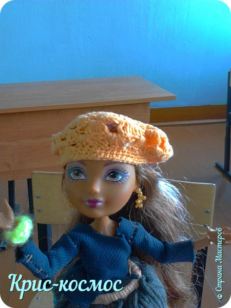 Привет, см! Вот я решила показать новое платье и фотки в школе.  фото 5