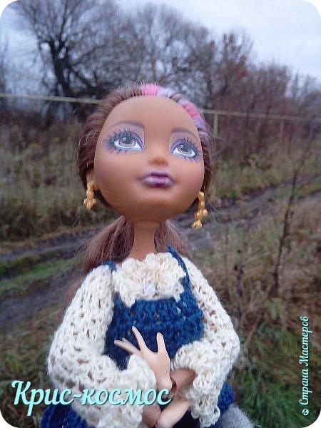 Привет, см! Вот я решила показать новое платье и фотки в школе.  фото 4