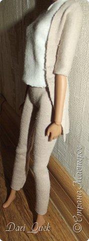Всем привет!) Начинается вторая четверть, а это значит - пора обновляться! Давайте посмотрим на новый костюм моей куклы Алисы. фото 3