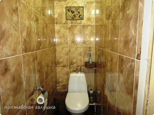 Простите, но я сейчас хочу пригласить всех в свой туалет.Просто быстренько посмотрим и здесь не задержимся))) фото 9
